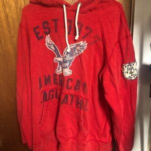 American Eagle Hoodie Sweatshirt